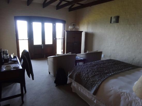 Auberge Provence: Wohn/Schlafzimmer