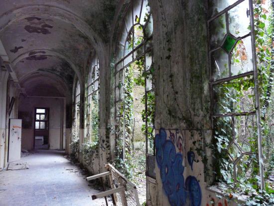 Limbiate, Italie : corridoio