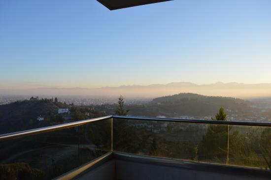 Ananti City Resort: θέα από το μπαλκόνι