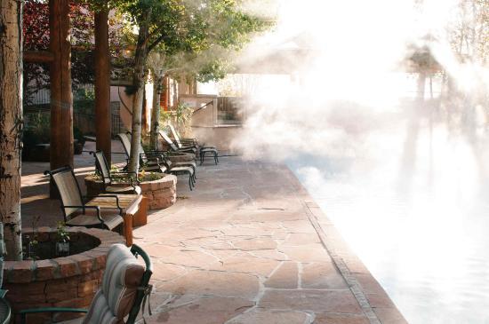Chipeta Spa: Solar Thermal Hot Pools