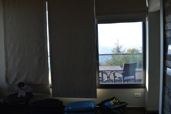 Ananti City Resort: θέα από το δωμάτιο