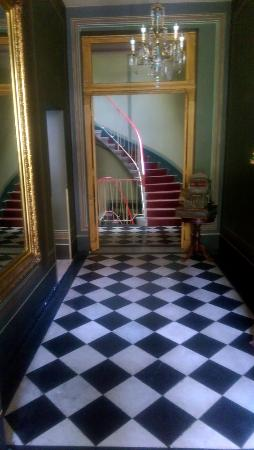 Hotel Residenz Begaswinkel: De entree