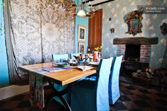 Llangennith, UK: Breakfast Room