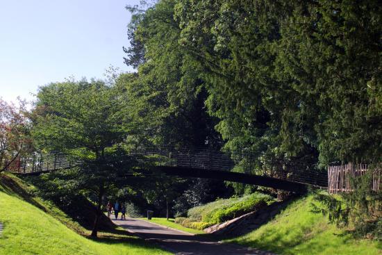 Jardins du Fleuriste du Stuyvenberg