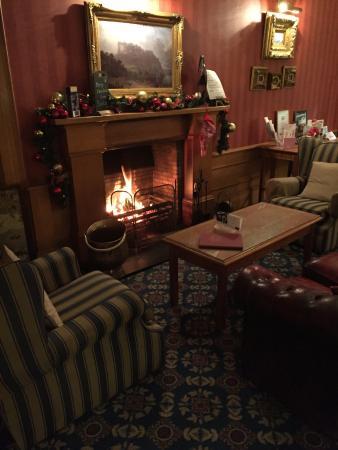 Haddington, UK: Lounge area