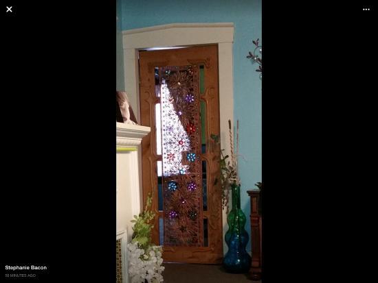 Grafton, VT: Custom door