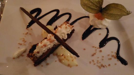 Hotel Alpenblick: Dessert