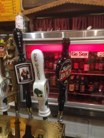Monroe, WI: What's On Tap...