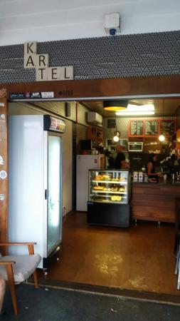 Kartel Espresso Bar