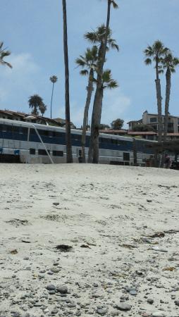 San Clemente State Beach: Bom !