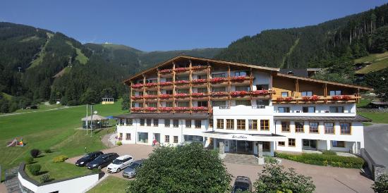 AlpineResort: Aussenansicht