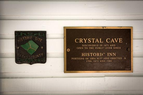 Kutztown, PA: Crystal Cave