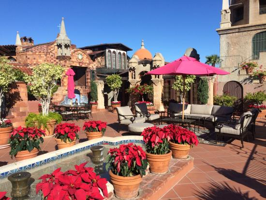 The Mission Inn Hotel and Spa: Top Floor View