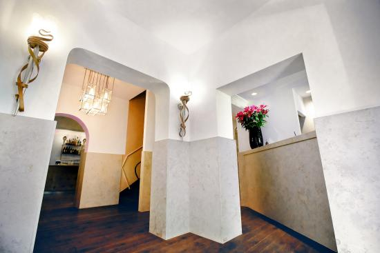 Boutiquehotel Berial: Lobby