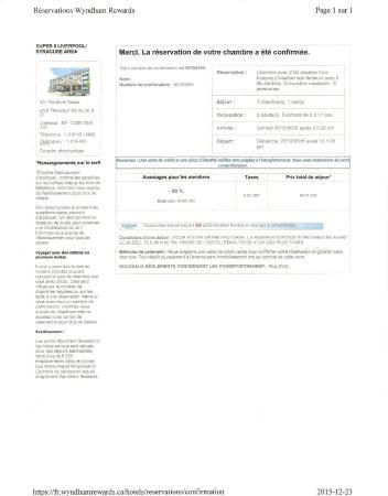Liverpool, Nowy Jork: Online reservation