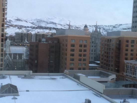 view from our room picture of salt lake marriott downtown at city rh tripadvisor com