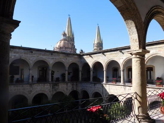 Santiago De Compostela: Architecture near hotel.