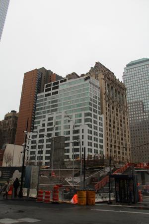 Vista Esterna Picture Of Club Quarters Hotel World Trade Center New York City Tripadvisor