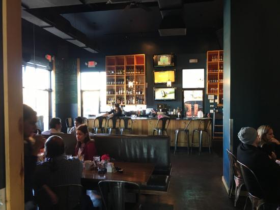 Patio - Picture of Crave Kitchen and Bar, El Paso - TripAdvisor