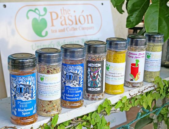 The Pasion Tea and Coffee Company