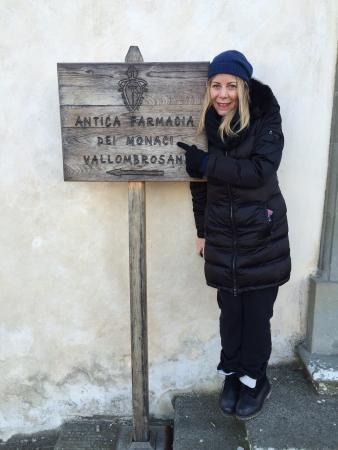 Vallombrosa, Italien: photo4.jpg