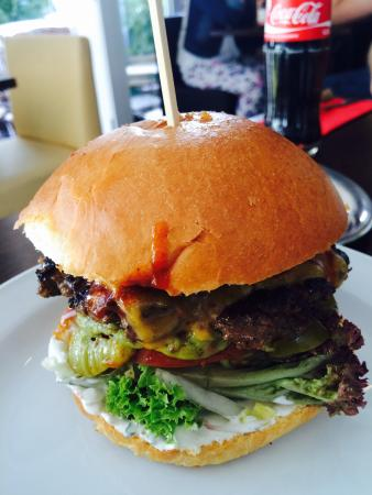 beste hamburger in frankfurt