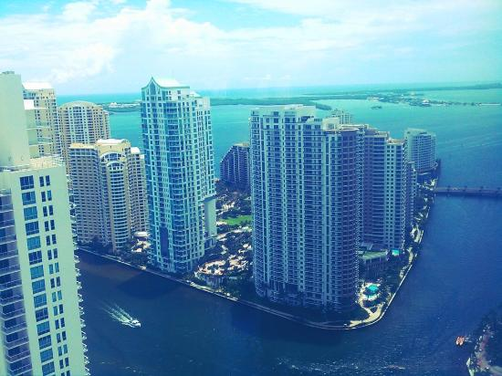 Hotel Beaux Arts Miami: view from our room
