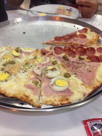 Pizzaria E Sorveteria Estrela De Davi