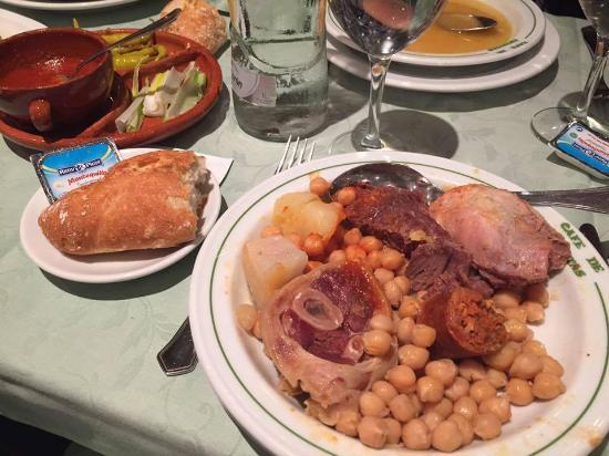 Cafe De Chinitas Madrid