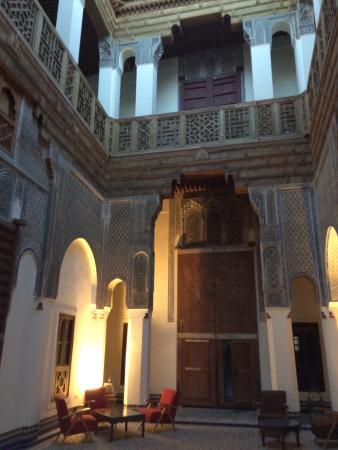 Hotel & Spa Riad Dar Bensouda: Cour intérieure du Riad