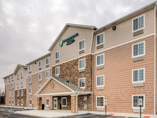 WoodSpring Suites Columbus Easton