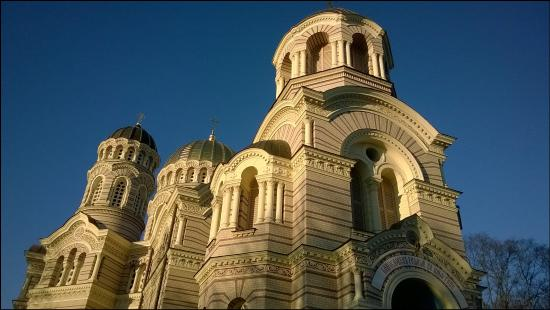 Travel Jam Guided Tours: Orthodox Cathedral Riga