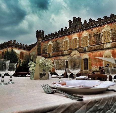 Stagno Lombardo, Italy: Matrimonio in cascina