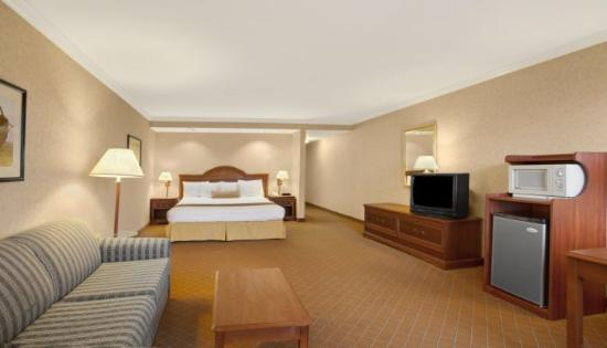 Camarillo Executive Inn & Suites: King Room