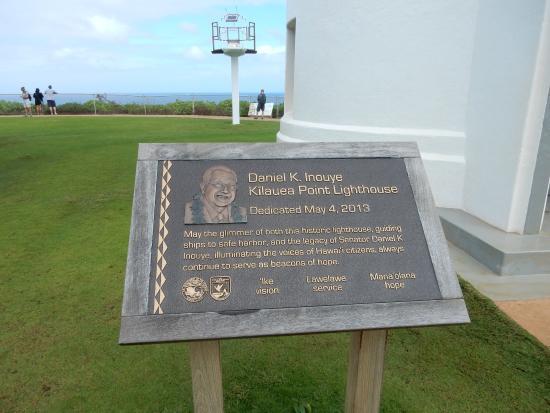 Kilauea, Hawaje: lighthouse info
