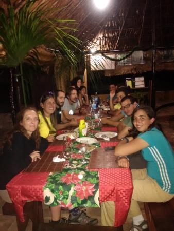 Campamento Morichal Canaima: PARA LOS MEJORES