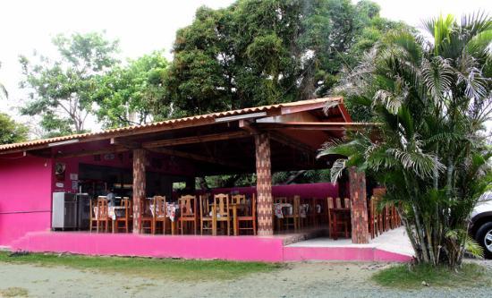 Restaurante Las Uvas: vista del local