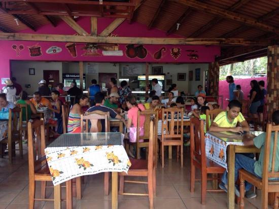 Restaurante Las Uvas: restaurante