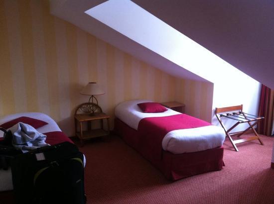 Hotel Delambre : Second Room of Suite