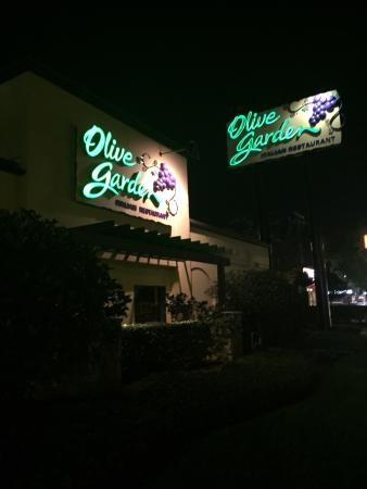 Picture Of Olive Garden Tampa Tripadvisor