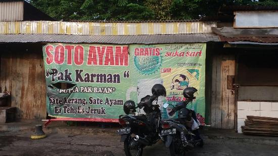 Soto Putra Pak Ra'an