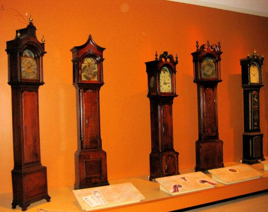 dewitt wallace decorative arts museum clocks - Dewitt Wallace Decorative Arts Museum