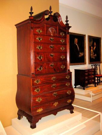 dewitt wallace decorative arts museum cabinetry - Dewitt Wallace Decorative Arts Museum