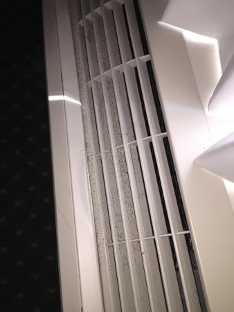 Holiday Inn Express Middletown / Newport: AC Unit (1 of 2)