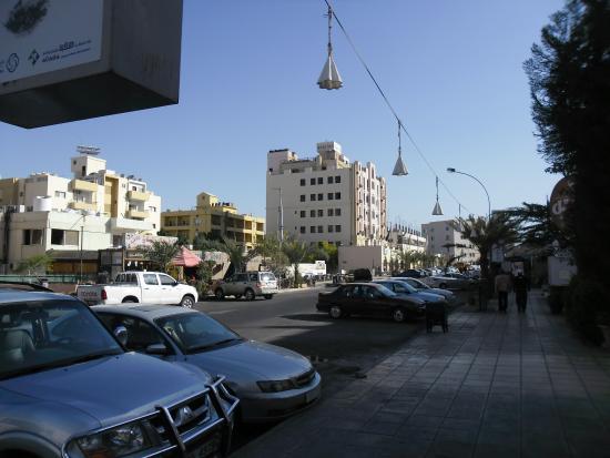 Golden Tulip Aqaba: El hotel y su entorno en Aqaba