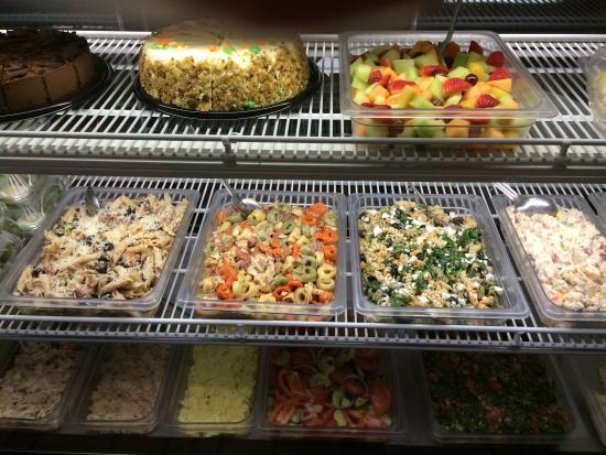 Akel S Delicatessen Freshly Prepared Salads Daily And Desserts