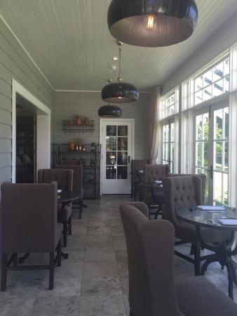 Blackheath, Австралия: Breakfast dining room