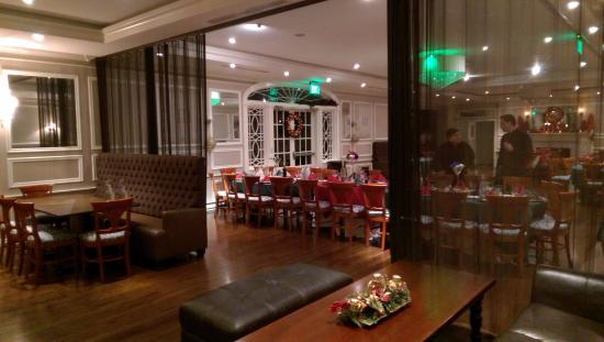 Briarcliff Manor, Nova York: Main Dining Area