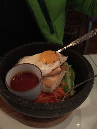 Wasabi Sushi Lounge: Wasabi Bibimop