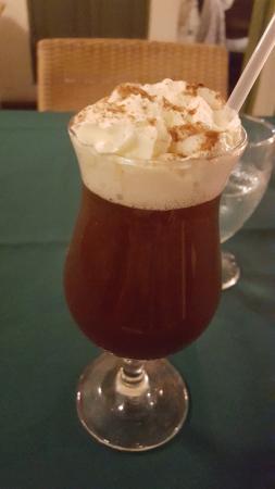 Brown Sugar Restaurant : Calypso Coffee